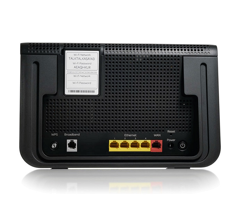 New and Faster WiFi Router Spotted at Broadband ISP TalkTalk UPDATE3