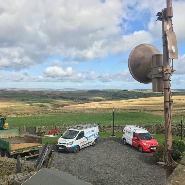 boundless networks wireless deployment west yorkshire