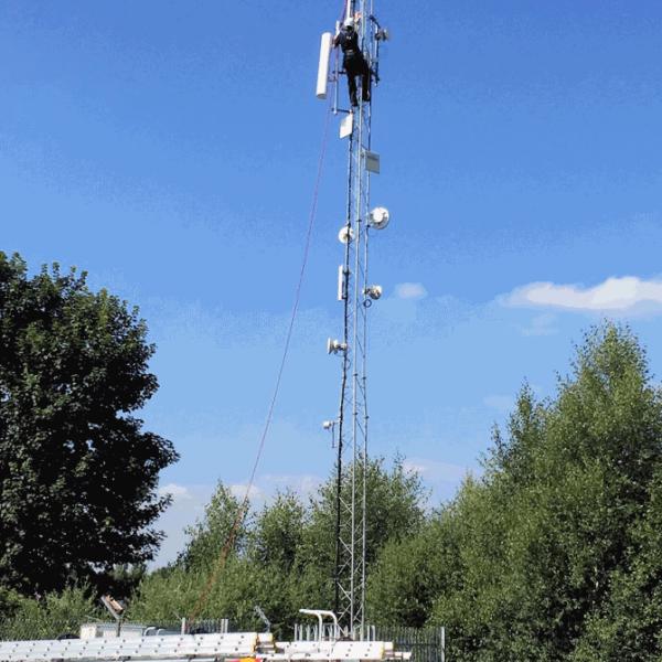 boundless networks wireless mast