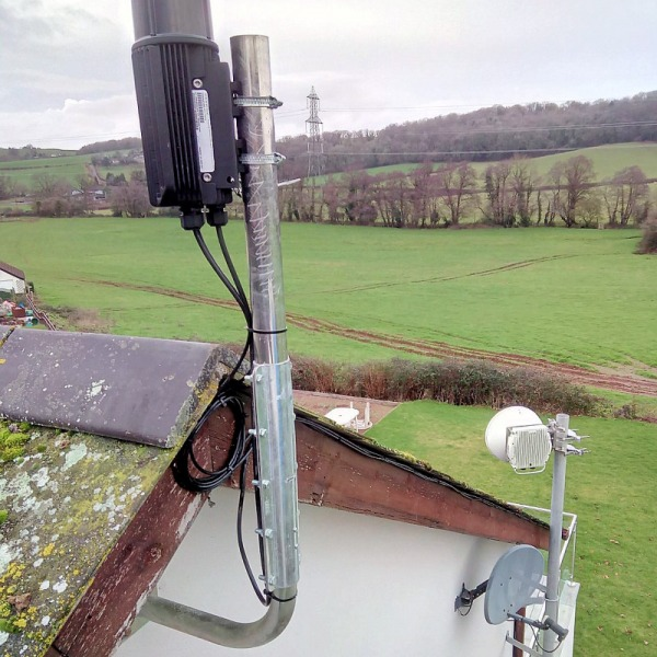 broadway partners 60ghz mesh wireless