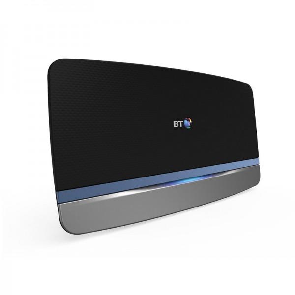 homehub 5 bt broadband isp router