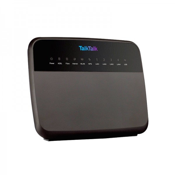 talktalk dlink dsl3780 router broadband isp