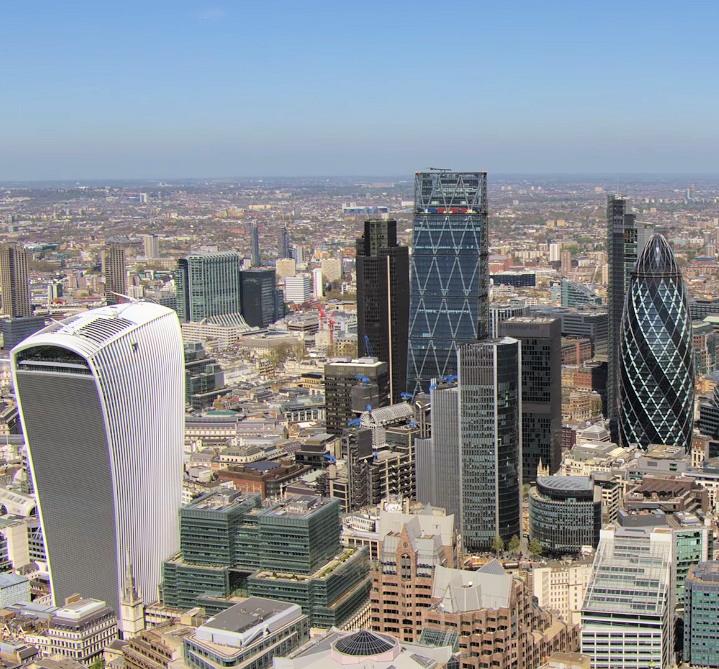 london square mile uk