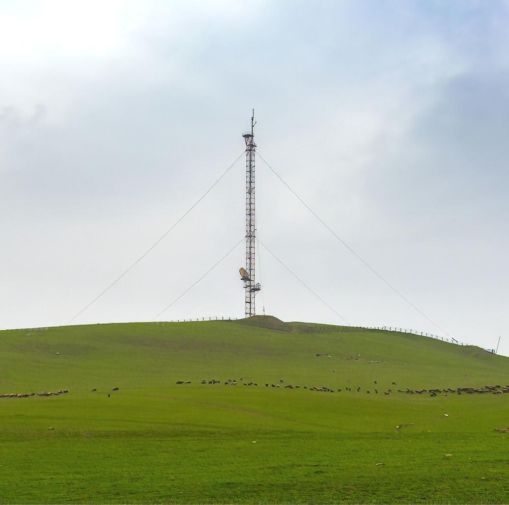 rural mobile mast site uk