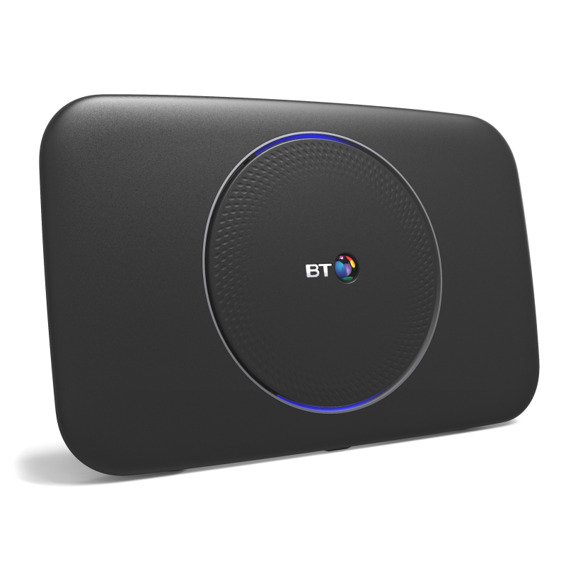 bt smart hub 2 router front