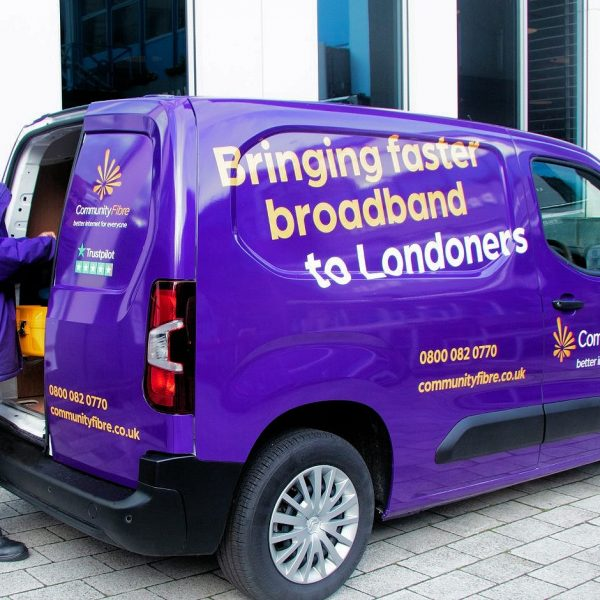 community_fibre_blue_van