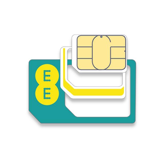 ee mobile sim cards