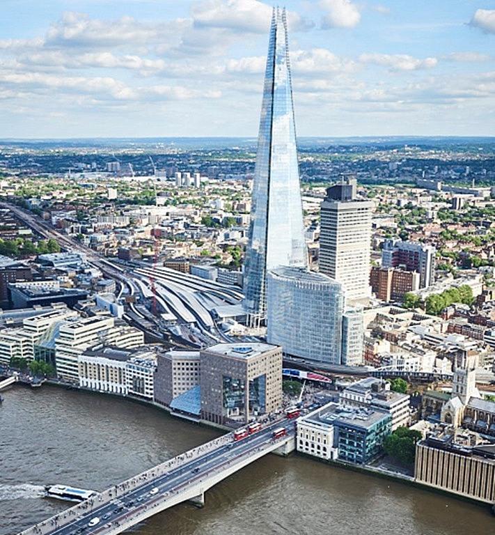 london city shard