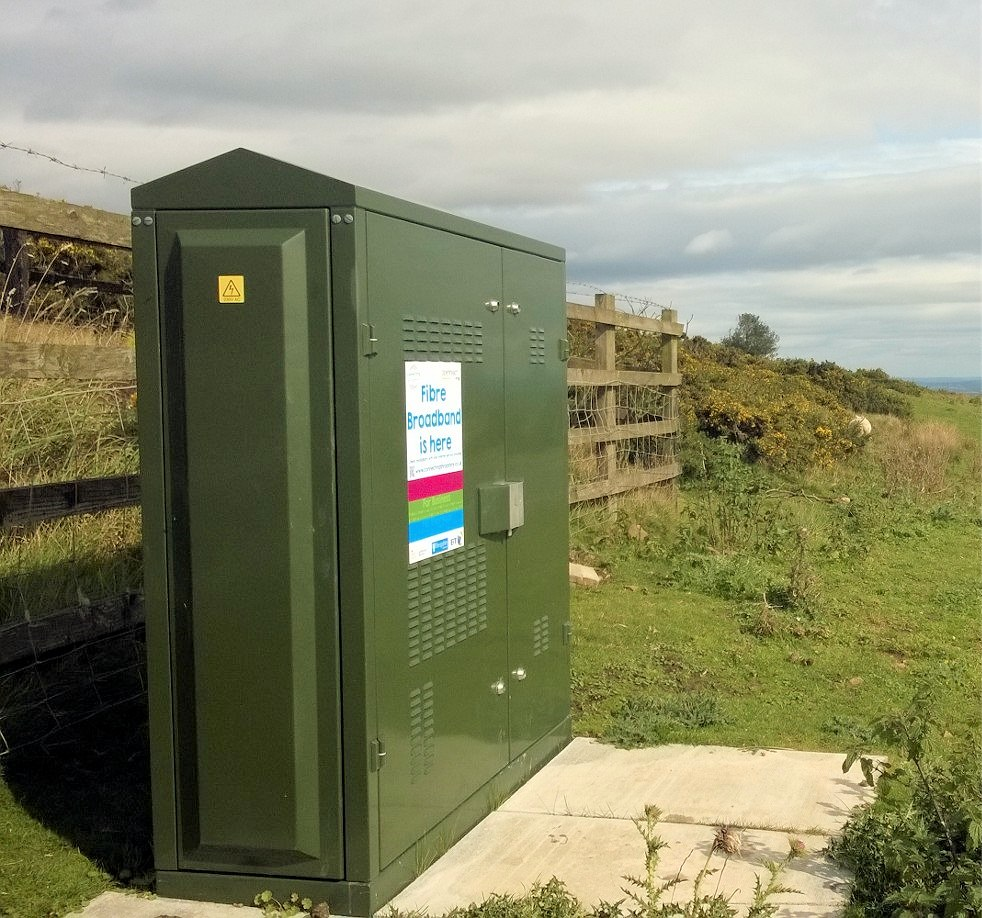 fttc cabinet shropshire
