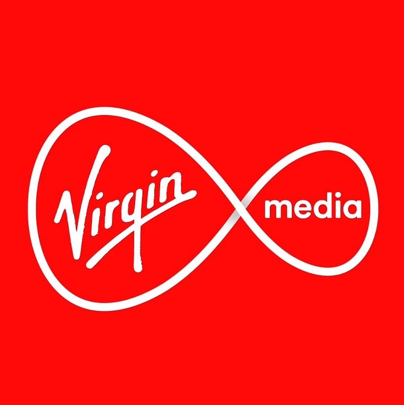 virgin media red broadband logo