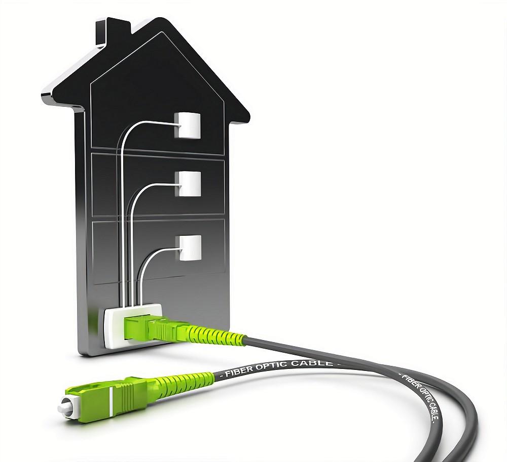 fibre optic broadband for the home