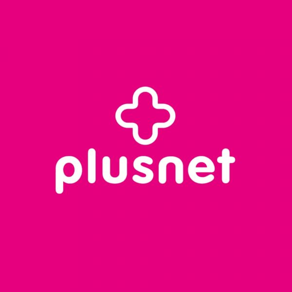 plusnet uk isp logo image 2020