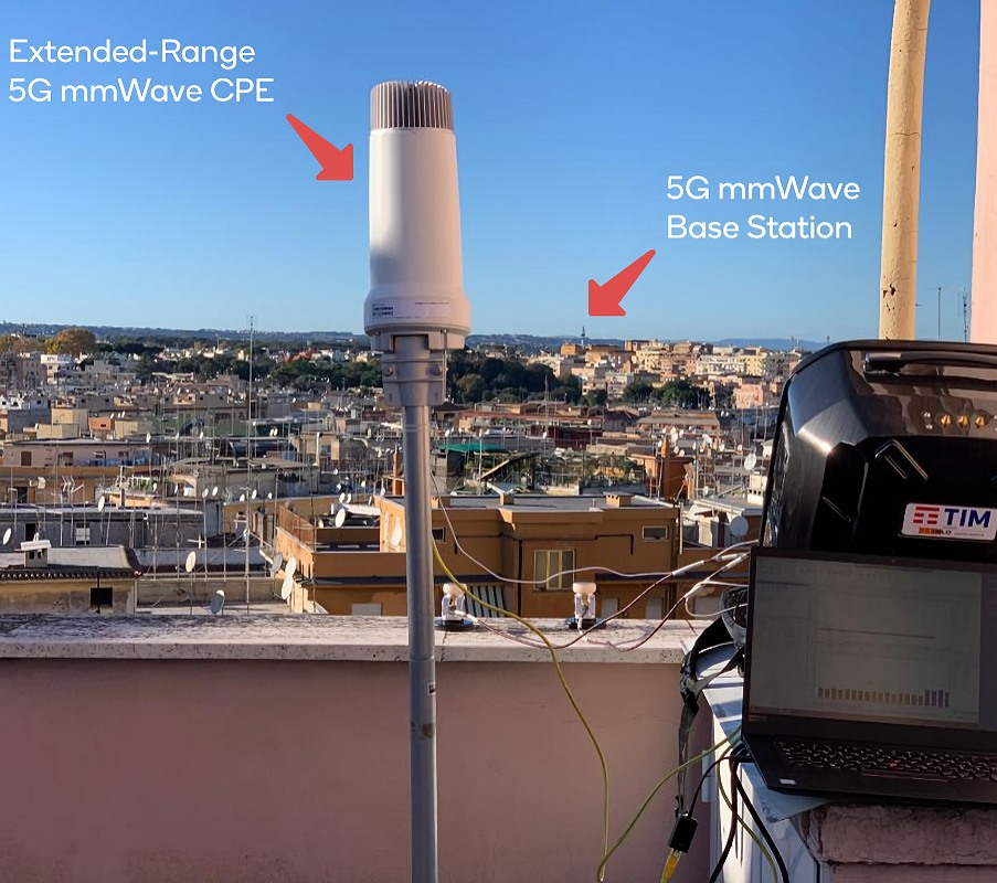 World-Record-for-Long-Distance-Speed-with-5G-mmWave