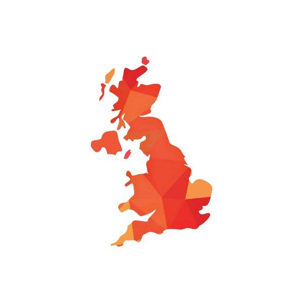 uk red orange broadband map