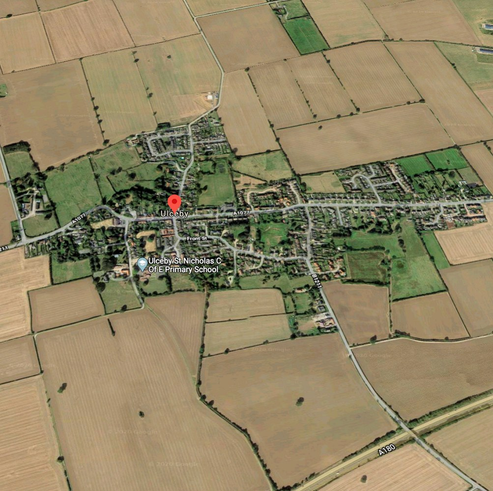 ulceby_north_lincolnshire_uk_overhead_map