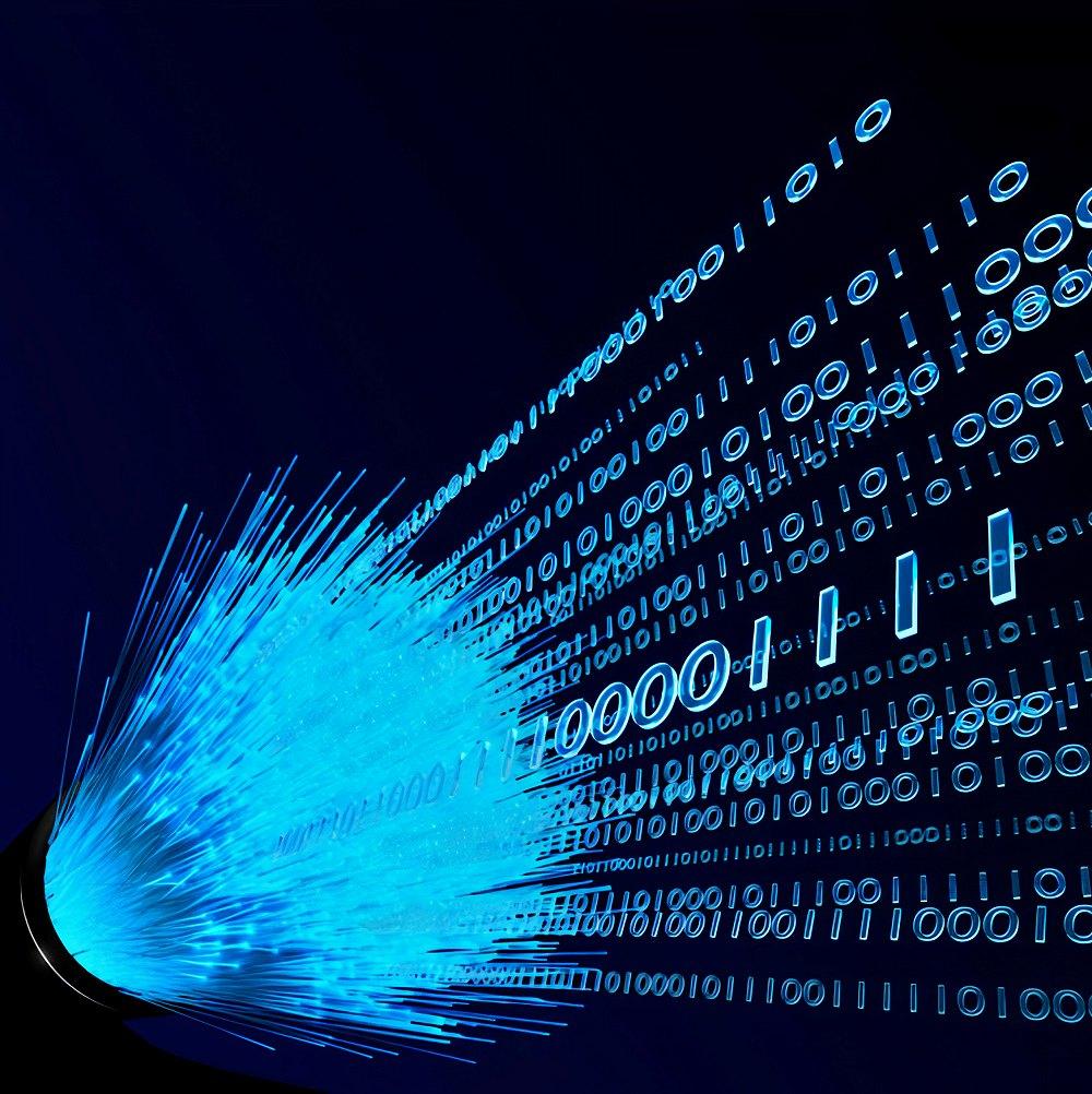 fibre optic data flow 2020