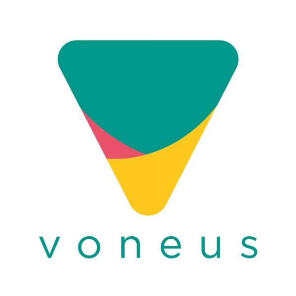 Voneus logo picture uk