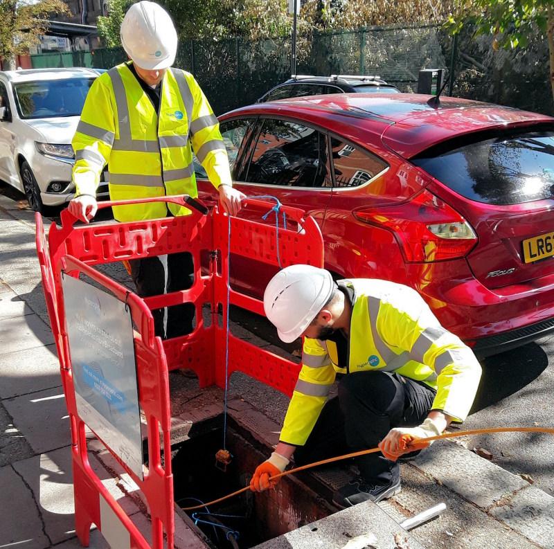 hyperoptic street works fttp broadband