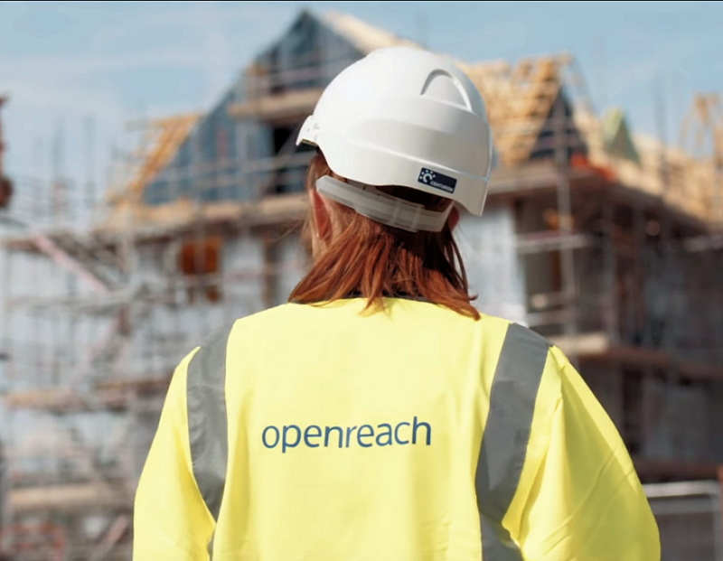 openreach 2017 female back engineer