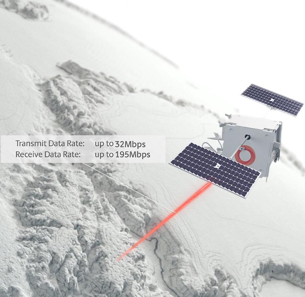 OneWeb_LEO_Broadband_Satellite_Over_Earth