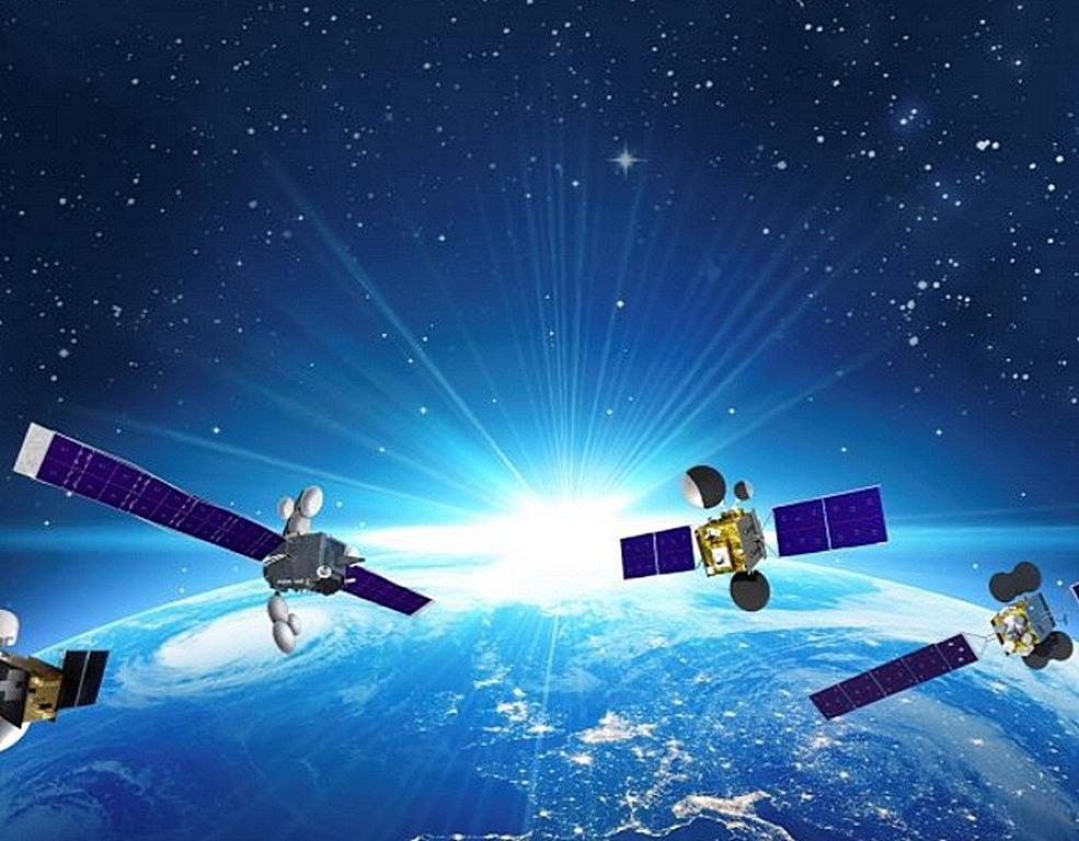 avanti_satellite_fleet_around_earth