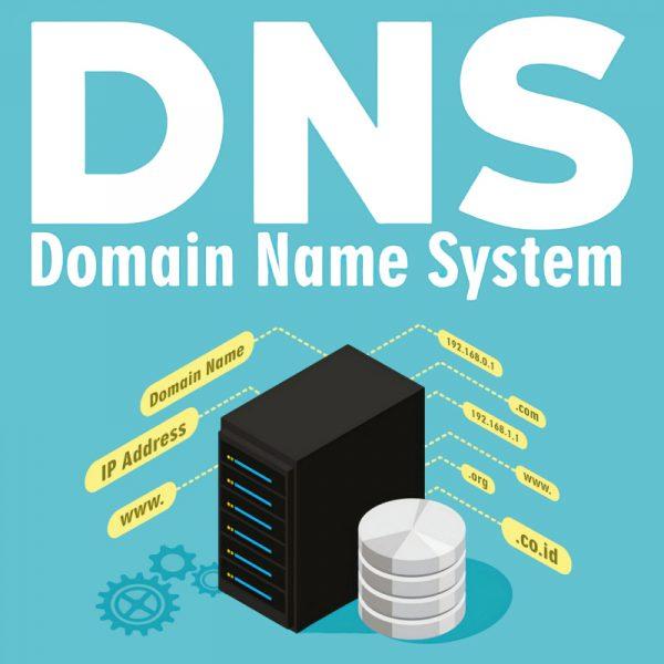 dns domain name system logo uk isp