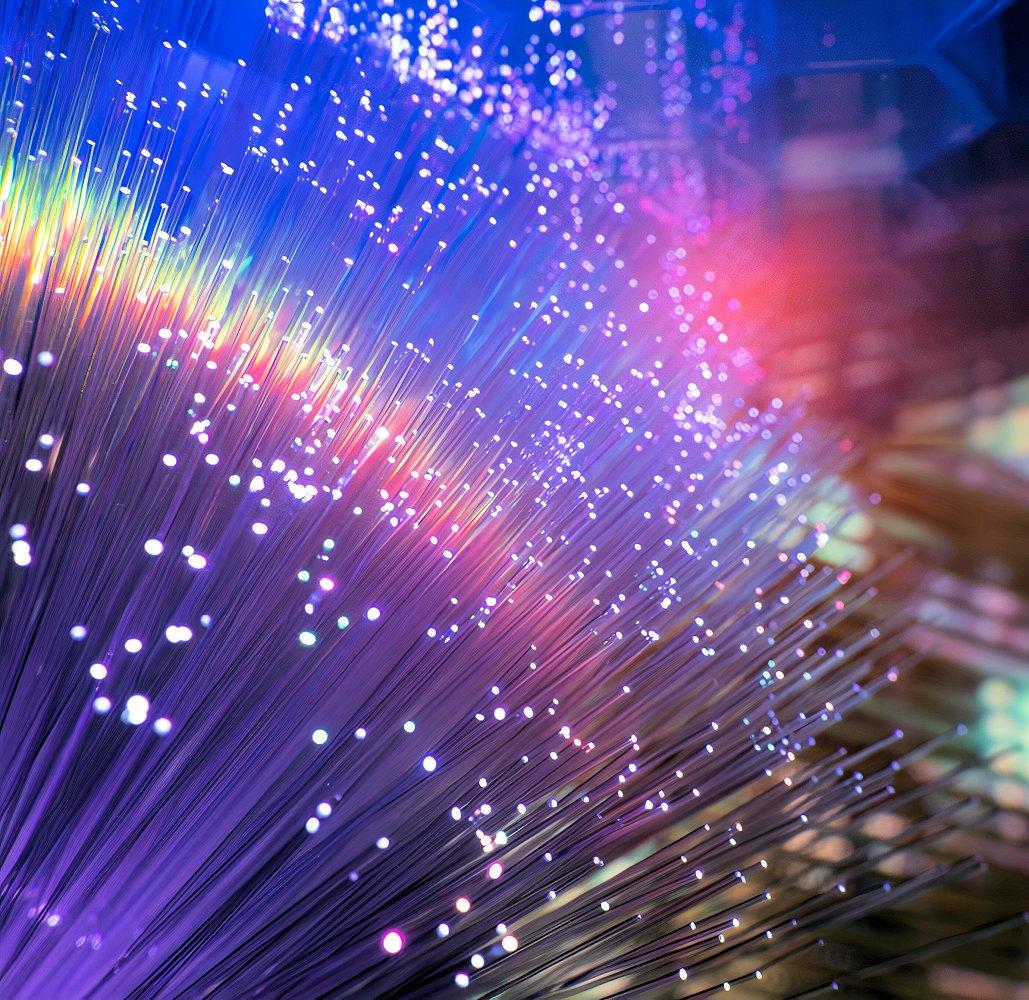 fibre optic coloured lights 2020