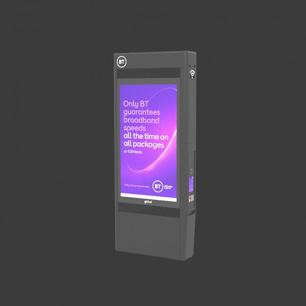 BT Street Hub 2.0 kiosk