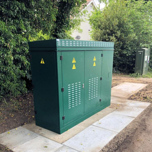Gigaclear street cabinet fttp 2021 by David Harkis