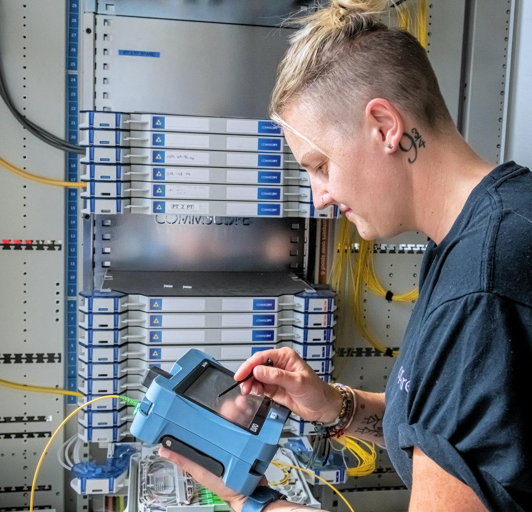 openreach uk phone exchange engineer 2021
