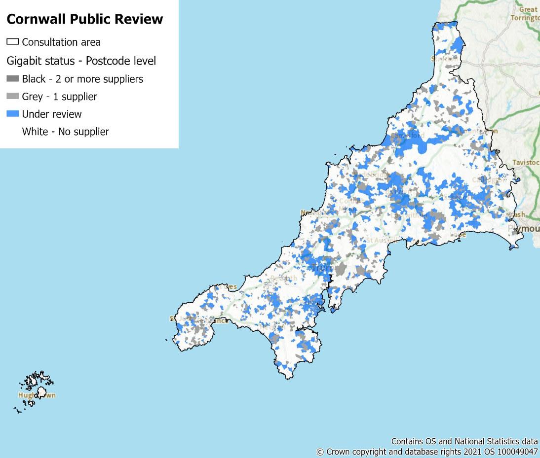Cornwall-UK-OMR-Gigabit-Broadband-Map-2021