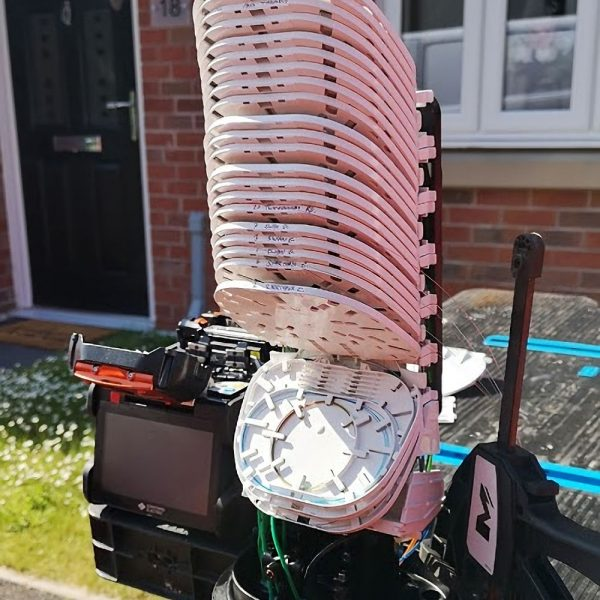 I Need Broadband FTTP Splitter