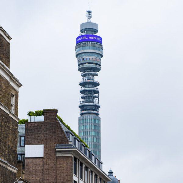BT Tower 2021