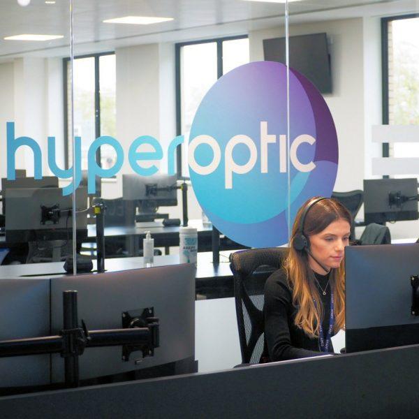 Hyperoptic HQ London Hammersmith