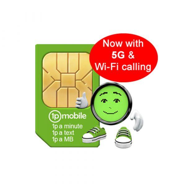 1pMobile-UK-SIM-and-Price-Illustration