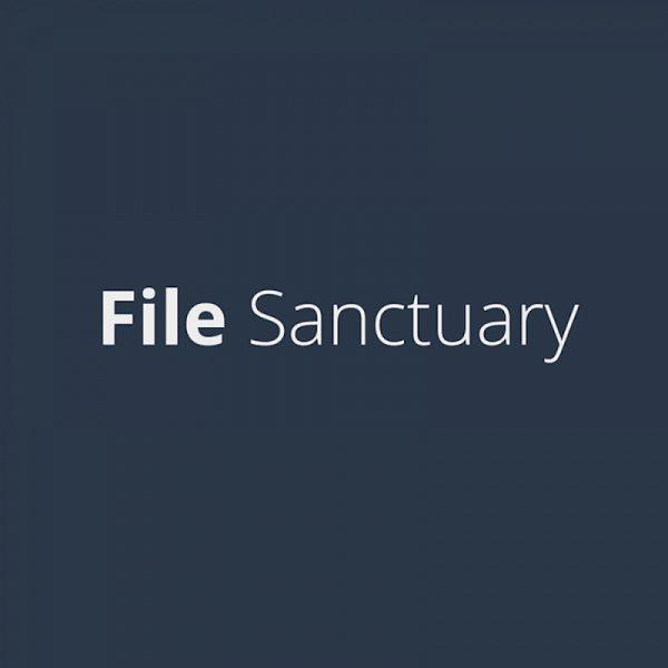 File Sanctuary Broadband ISP Logo UK