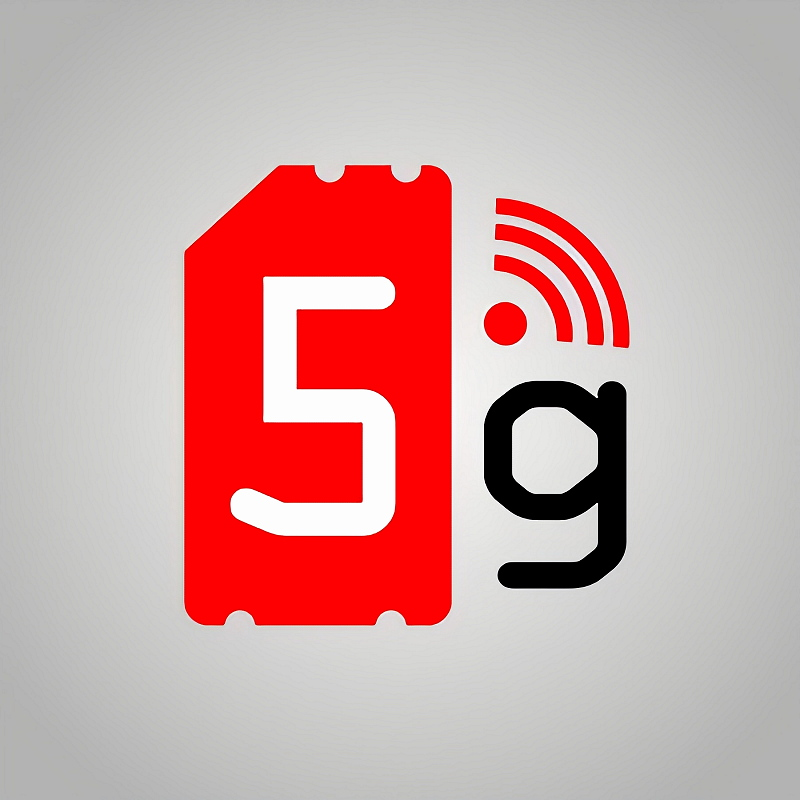 5g mobile sim logo uk