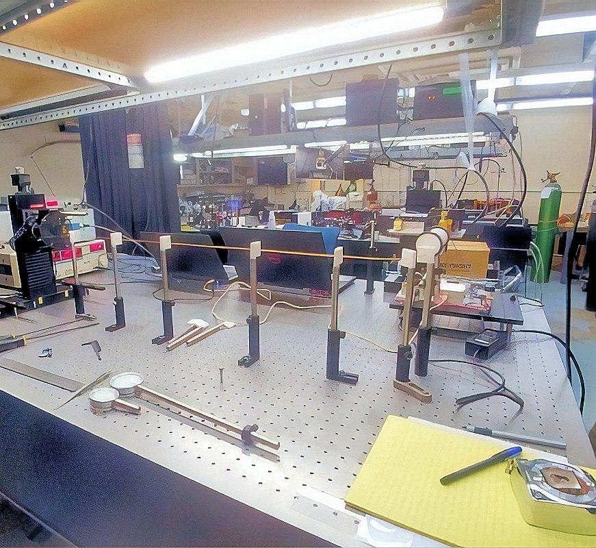 TerabitDSL University Lab Test
