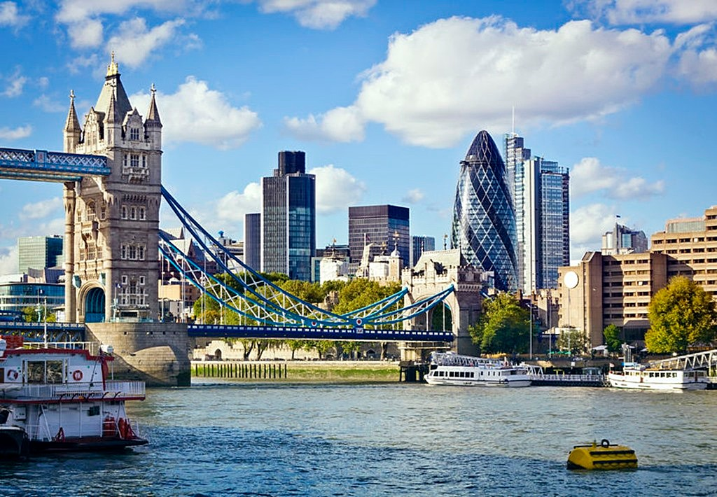 london city 2017 uk