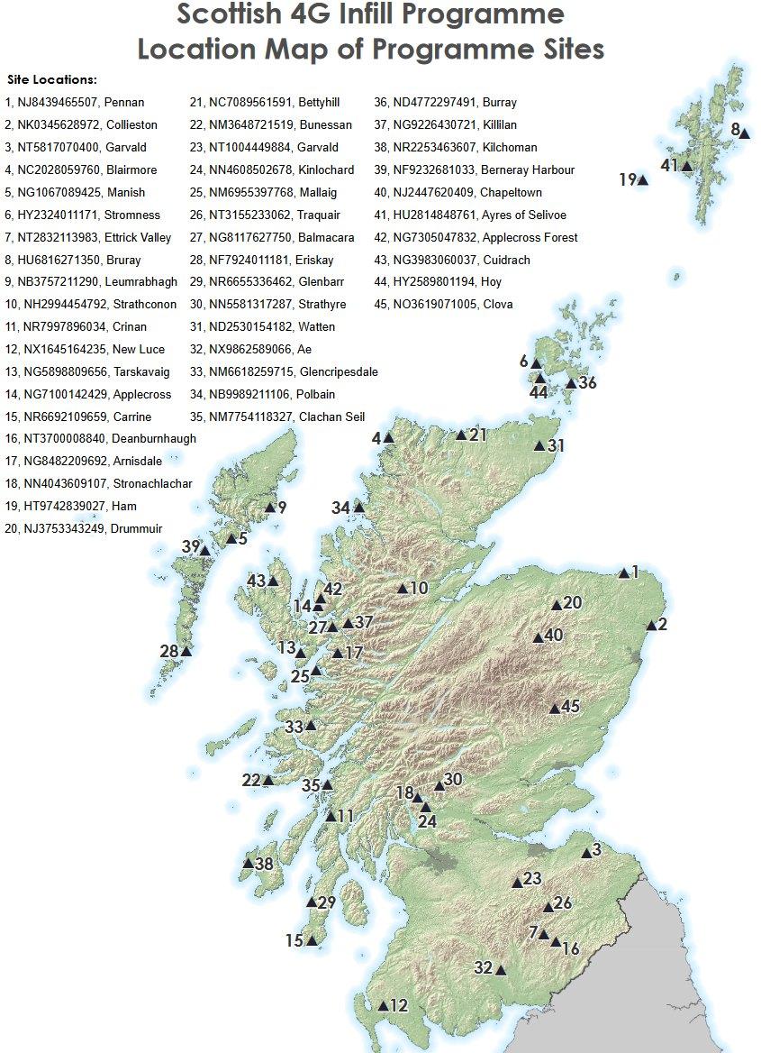 scotland 4g infill map 2019