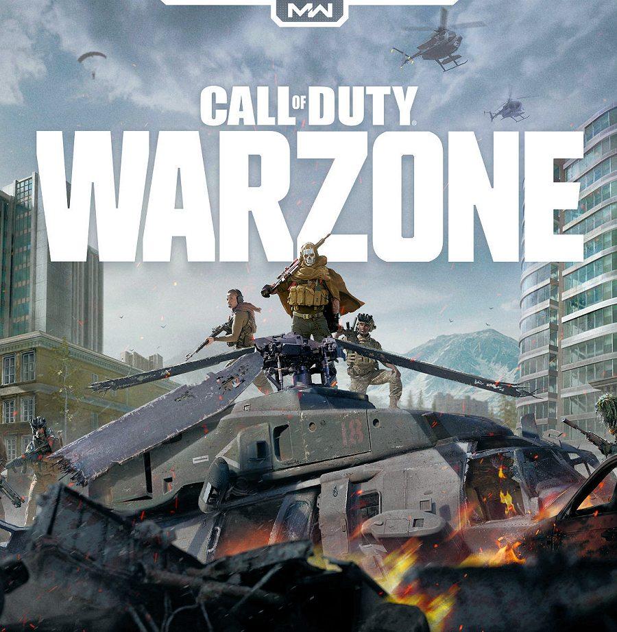 コール オブ デューティ warzone