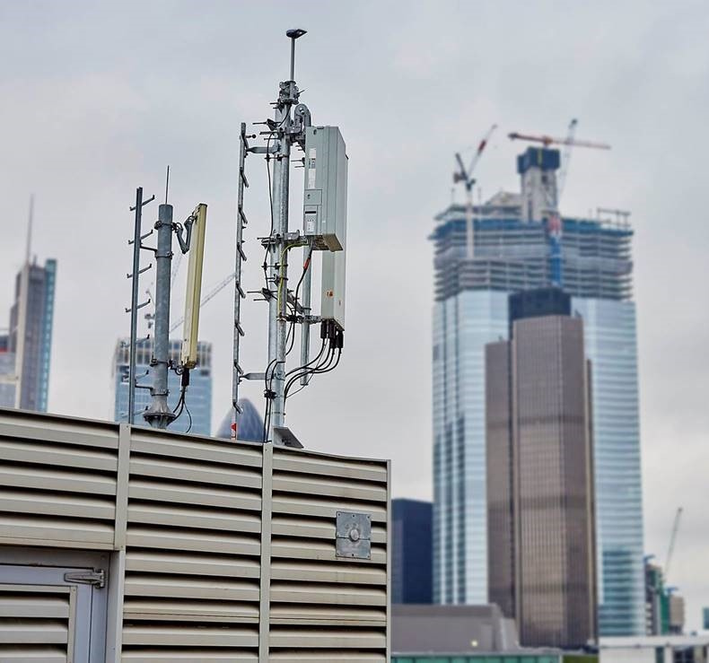 ee london 5g urban city trial broadband