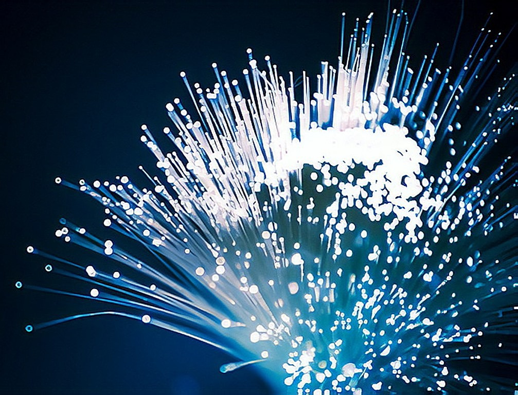 fibre optic superfast broadband cable