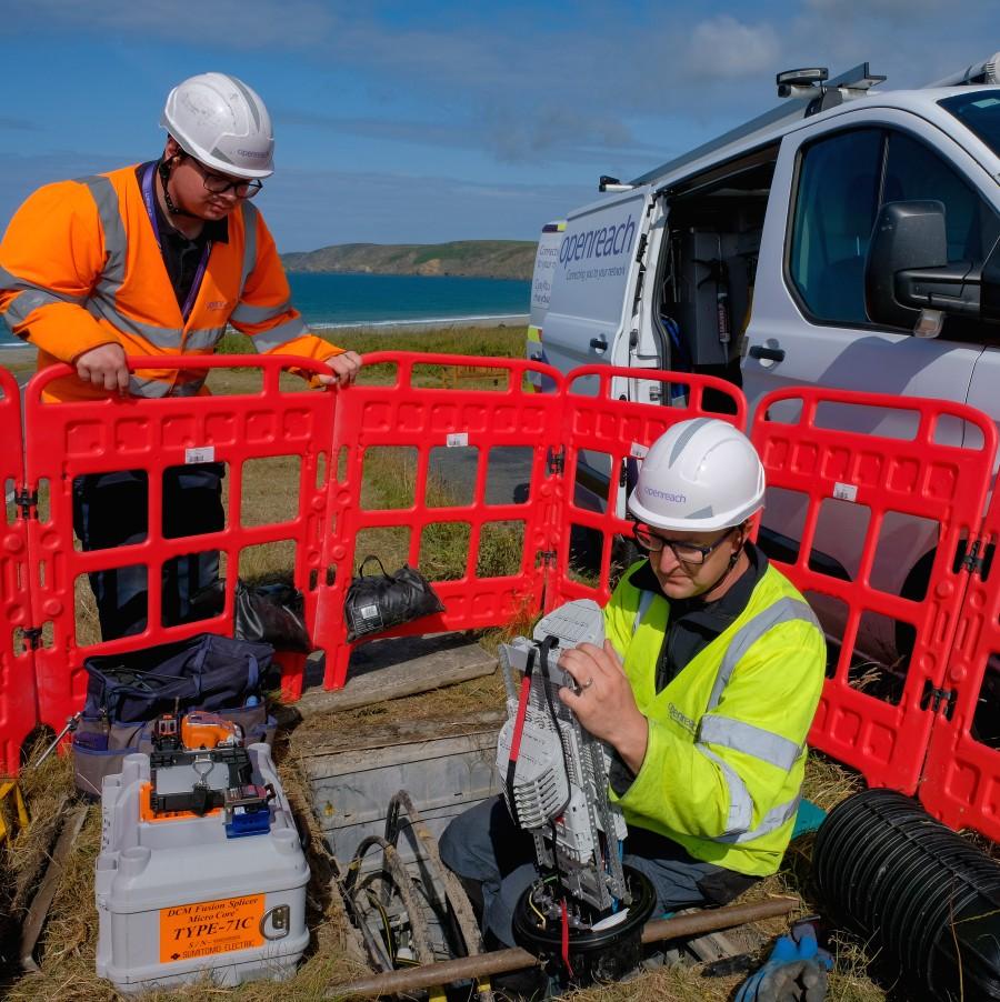 fttp openreach fibre first rural broadband