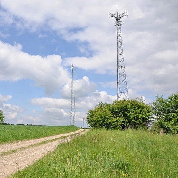 mobile mast rural broadband uk