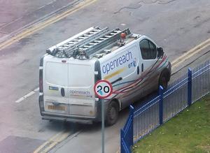 bt-openreach-uk-engineers-van