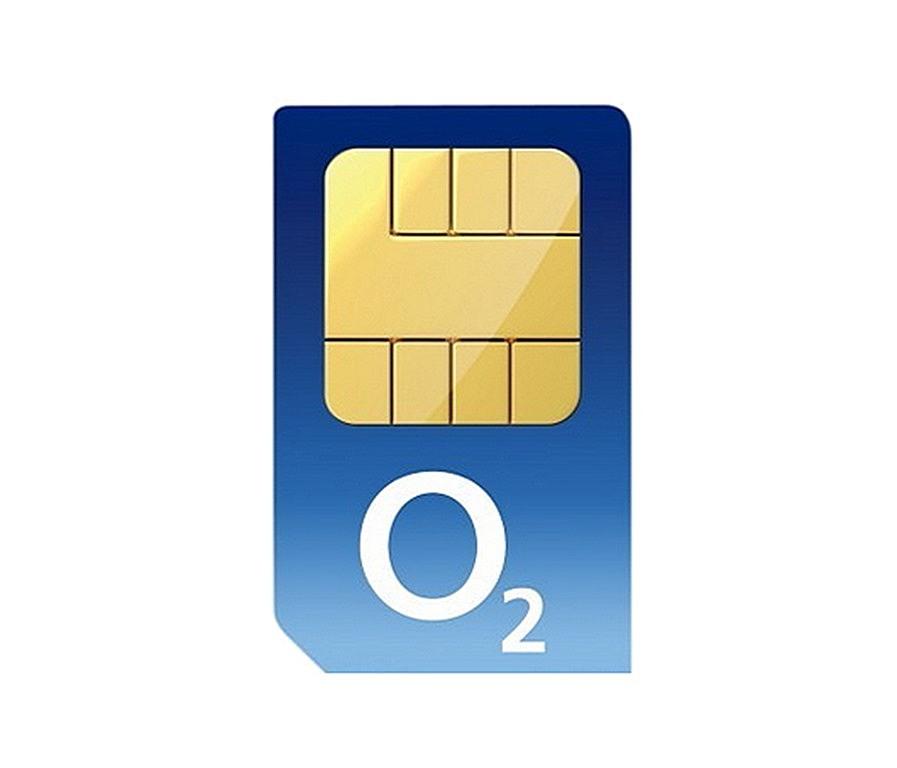 o2 uk mobile sim